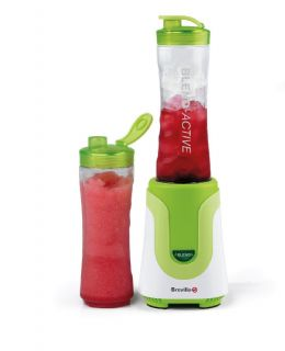 BREVILLE 300 Watt Blend Active Fruit Smoothie Maker Blender Juicer Slushy Maker